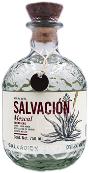 Salvacion Tobasiche Mezcal 750ml
