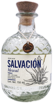 Salvacion Tobala Mezcal 750ml