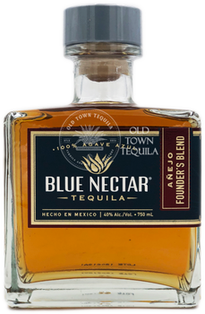 Blue Nectar Anejo Tequila Founder's Blend 750ml