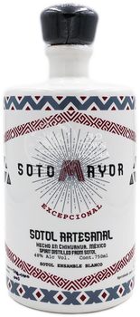 SotoMayor Sotol Ensamble Blanco 750ml