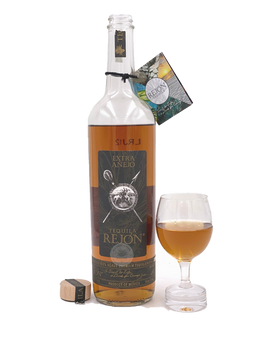 Rejon Extra Anejo 5 Years Premium Tequila 88 Proof
