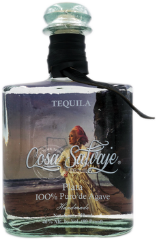 Cosa Salvaje Tanya Tucker Limited Edition #3 Plata Tequila
