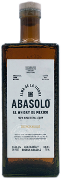 Abasolo El Whisky de Mexico 750ml