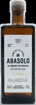 Abasolo El Whisky de Mexico 750ml