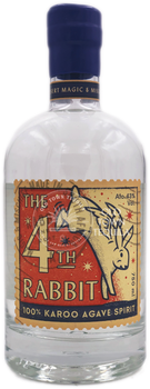 The 4th Rabbit Karoo Agave Spirit
