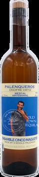 Palenqueros Onofre Ortiz Ensamble Cinco Magueyes Mezcal Artesanal