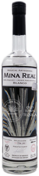Mina Real Blanco Mezcal Artesanal 750ml