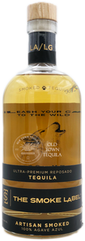 The Smoke Label Reposado Tequila