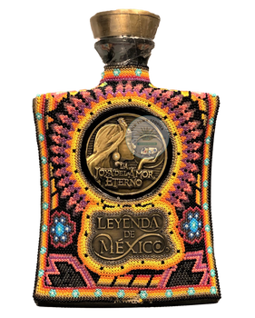Leyenda De Mexico Wixarika Edition (Beat) Extra Anejo Tequila