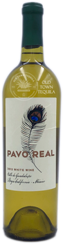 Pavo Real 2015 White Wine Valle de Guadalupe Baja California Mexico