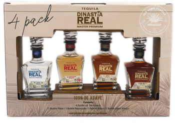 Dinastia Real 4x 50ml Full Expression Gift Set