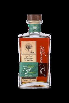 Wilderness Trail Cask Strength Kentucky Straight Rye Whiskey