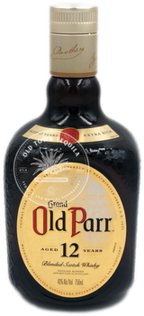 Grand Old Parr Aged 12 Years Blended Scotch Whisky