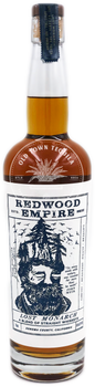 Redwood Empire Lost Monarch A Blend of Straight Whiskeys