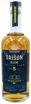 Saison Rum Triple Cask Aged 5 years Barbados 750ml