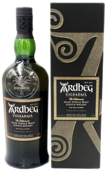 Ardbeg Uigeadail The Ultimate Islay Single Malt Scotch Whisky