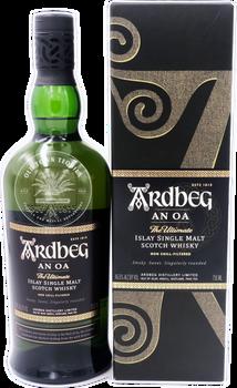 Ardbeg An Oa The Ultimate Islay Single Malt Scotch Whisky