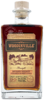 Woodinville Special Limited Release Straight Bourbon Whiskey Finished in Port Casks