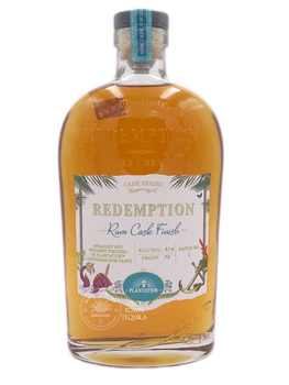 Redemption Rum Cask Finish Straight Rye Whiskey 750ml