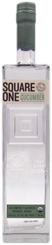 Square One Cucumber Flavored Organic Vodka 750ml