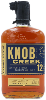 Knob Creek Kentucky Straight Bourbon Whiskey Aged 12 years 750ml