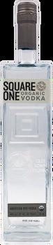 Square One Organic American Rye Vodka