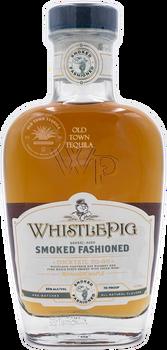 WhistlePig Smoked Fashion Cocktail To Go Runamok Maple 375ml