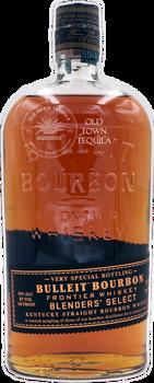 Bulleit Bourbon Frontier Whiskey Blenders Select Kentucky Straight Bourbon Whiskey 750ml