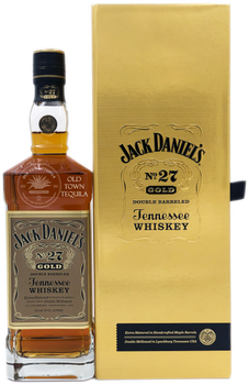 Jack Daniel's No 27 Gold Double Barreled Tennessee Whiskey 750ml
