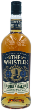 The Whistler Irish Whiskey Distillers Select Double Oaked 70ml