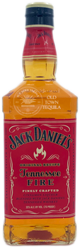 Jack Daniels Original Recipe Tennessee Fire 750ml