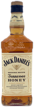 Jack Daniel's Original Recipe Tennessee Honey 750ml
