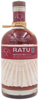 Ratu Signature Rum Aged 8 Years 750ml