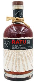Ratu Spiced Rum Aged 5 Years  750ml