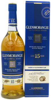 Limited Edition Glenmorangie The Cadboll Estate Highland Single Malt Scotch Whisky Aged 15 Years 750ml