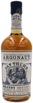 Argonaut Fat Thumb  Premium California Brandy 750ml