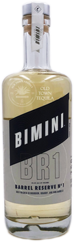 Bimini BR1 Gin Finished in Bourbon, Brandy, and Rum Barrels 750ml