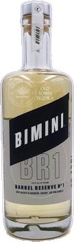 Bimini BR1 Gin Finished in Bourbon, Brandy, and Rum Barrels 750ml