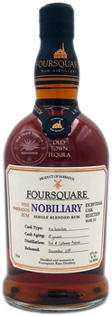Foursquare Nobiliary Single Blended Rum 750ml