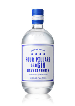 Four Pillars Navy Strength Gin 750ml