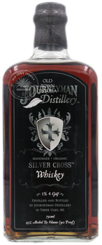 Journeyman Silver Cross Whiskey 750ml