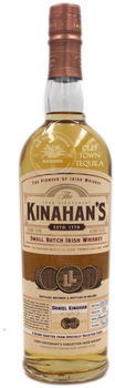 The Lord Lieutenant Kinahan's Small Batch Irish Whiskey 750ml
