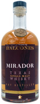 Balcones Mirador Texas Single Malt Whisky 750ml