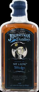 Journeyman Not a King Rye Whiskey 750ml