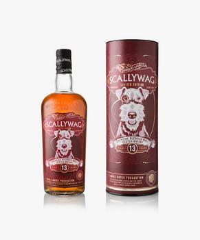 Douglas Laing Scallywag Limited Edition Speyside Blended Malt Scotch Whisky Aged 13 Years