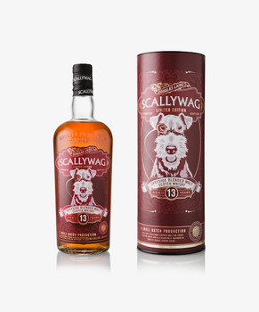Douglas Laing Scallywag Limited Edition Speyside Blended Malt Scotch Whisky Aged 13 Years