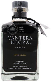 Cantera Negra Cafe Coffee Liqueur 750ml