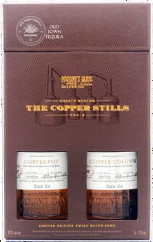Mount Gay Origin Series The Copper Stills Vol 2 Limited Edition Small Batch Rums 2 x 375ml