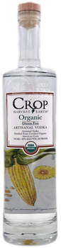 Crop Harvest Earth Organic Gluten Free Artisanal Vodka 750ml