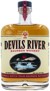 Devils River Small Batch Texas Bourbon Whiskey 750ml